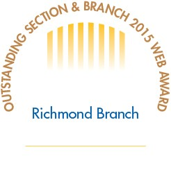 2015 Outstanding Section & Branch Web Site Award