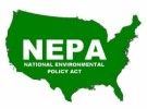 National Environmental Policy Act – Technical Meeting