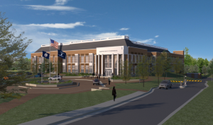 Hanover County Courthouse Rendering