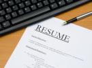 POSTPONED – Resume Workshop